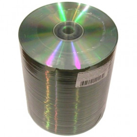 Диск CD-R Mirex 700 Mb, упаковка 100 шт.