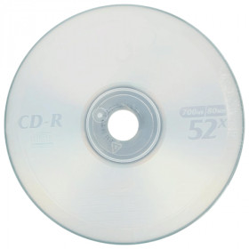 Диск CD-R VS 700 Mb 52X, упаковка 50 шт.
