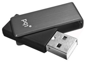 USB накопитель PQI 16GB U262 brown/black